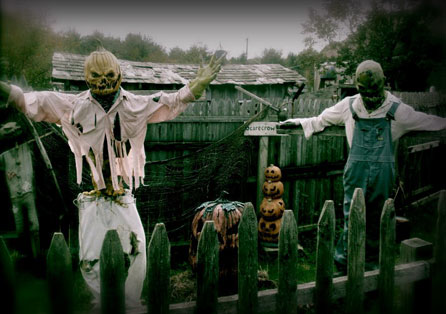long island haunted house
